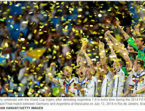 2026 World Cup: Trump backs joint U.S., Mexico, Canada bid