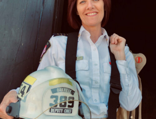 City of Belleville Names New Director of Fire and Emergency Services and Fire Chief