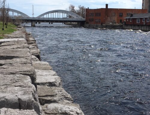 RELEASE: Walk along the Moira river and learn